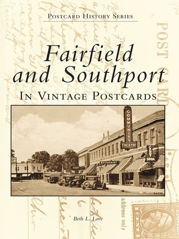 Fairfield and Southport in Vintage Postcards