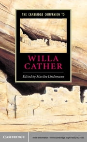 The Cambridge Companion to Willa Cather ebook by