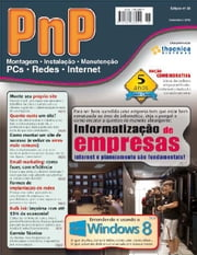 PnP Digital nº 26 - Informatização de empresas, entendendo o Windows 8 ebook by Iberê M. Campos