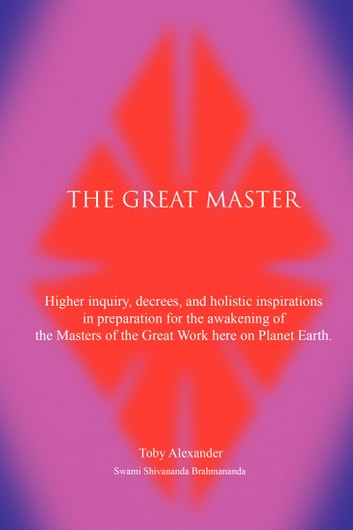 The Great Master ebook by Toby Alexander