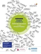 WJEC Eduqas GCSE English Literature Skills for Literature and the Unseen Poetry Student Book ebook by Paula Adair