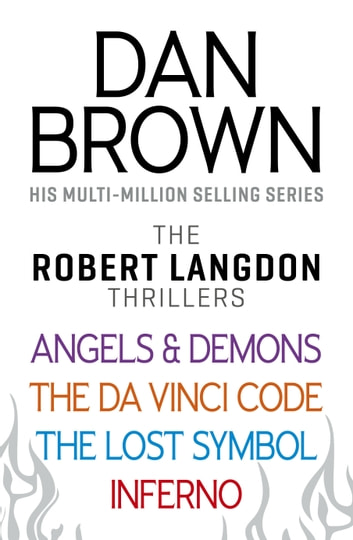 Dan Brown's Robert Langdon Series - Ebook Bundle ebook by Dan Brown