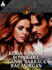 Terran Realm Vol 1 ebook by Bonnie Dee,Jeanne Barrack,Rae Morgan,Keira Ramsay