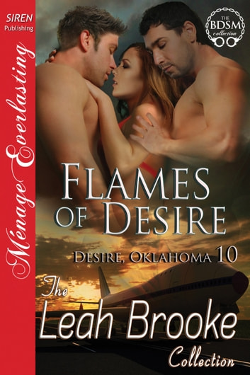 Flames of Desire ebook by Leah Brooke