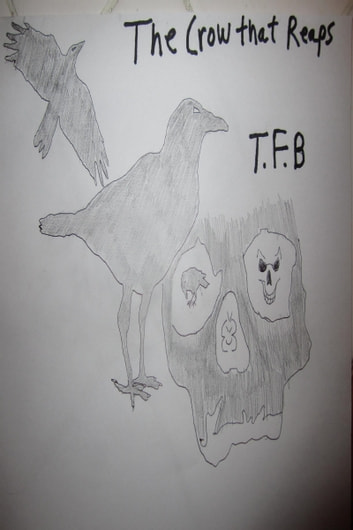 The Crow that Reaps ebook by T.F.B