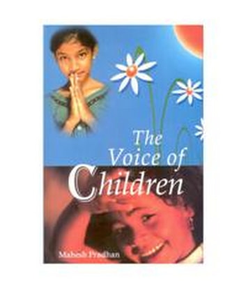 The Voice of Children eBook by Mahesh Pardhan