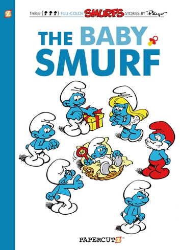 The Smurfs #14: The Baby Smurf ebook by Peyo