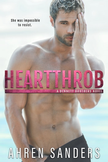 Heartthrob ebook by Ahren Sanders