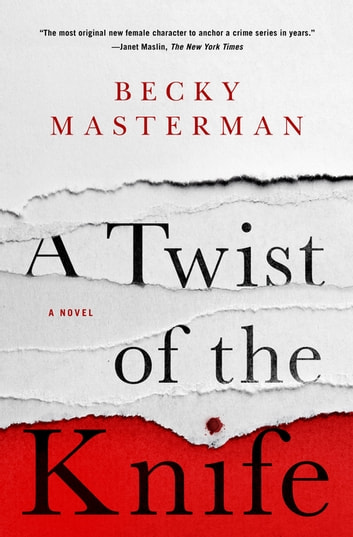 A Twist of the Knife ebook by Becky Masterman