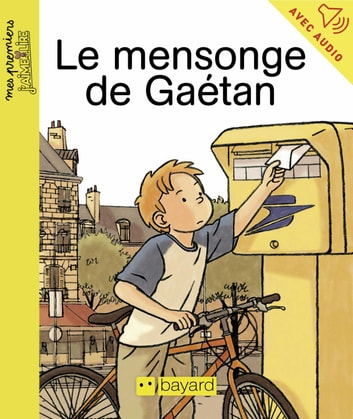 Le mensonge de Gaétan ebook by Juliette Mellon