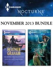 Harlequin Nocturne November 2013 Bundle - Siren's Secret\The Keepers: Christmas in Salem ebook by Debbie Herbert