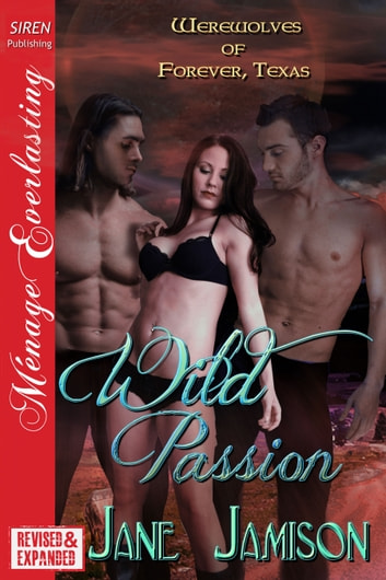 Wild Passion [EXTENDED APP] ebook by Jane Jamison