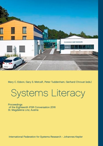 Systems Literacy - Proceedings of the Eighteenth IFSR Conversation ebook by