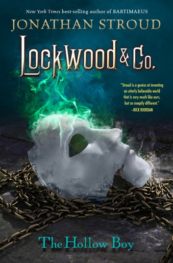 Lockwood & Co. Book Three: The Hollow Boy ebook by Jonathan Stroud