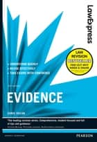 Law Express: Evidence (Revision Guide) ebook by Chris Taylor