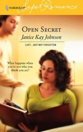 Open Secret ebook by Janice Kay Johnson