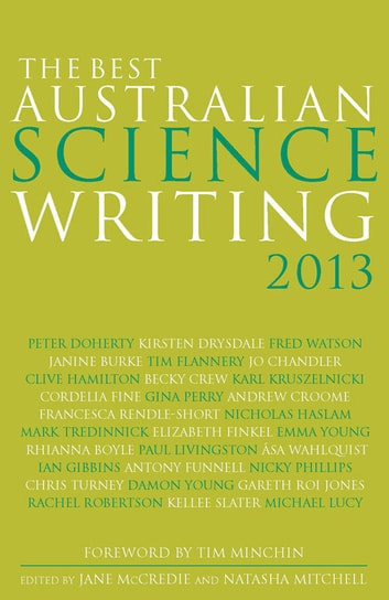 The Best Australian Science Writing 2013 ebook by