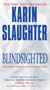 Blindsighted ebook by Karin Slaughter