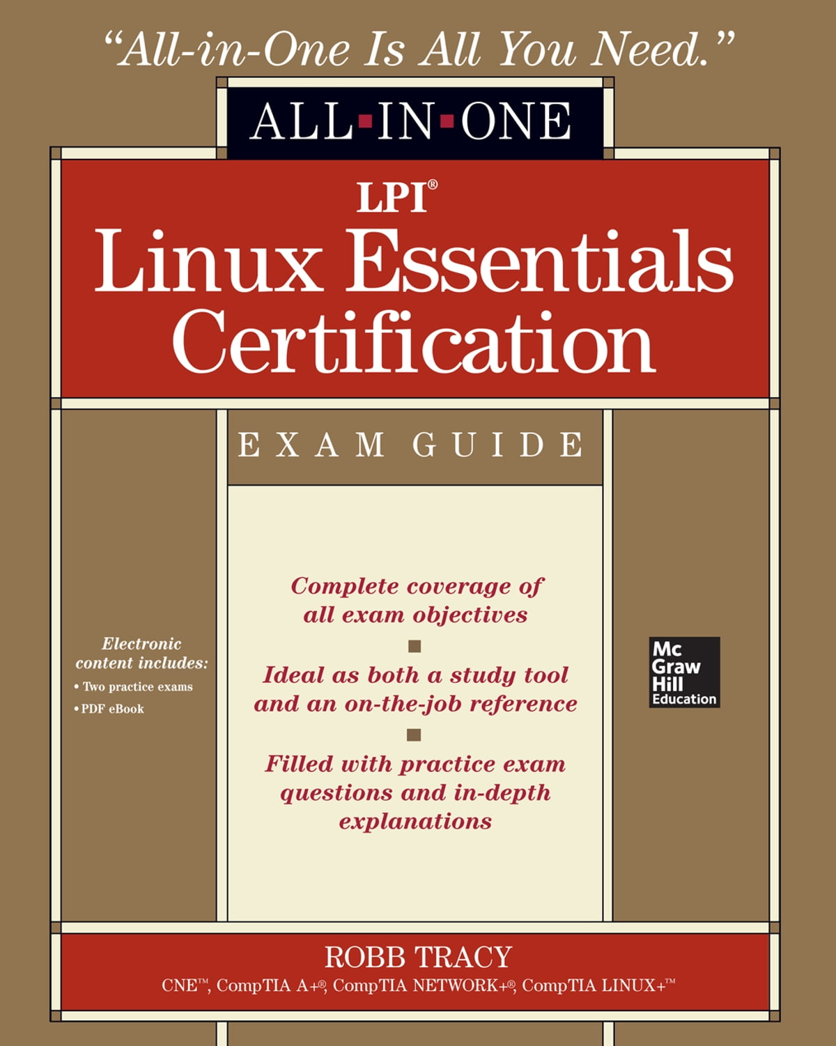Lpi Linux Essentials Certification All In One Exam Guide Ebook By