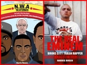 N.W.A x Eminem #Behind The Music Tales *special set* ebook by Harris Rosen