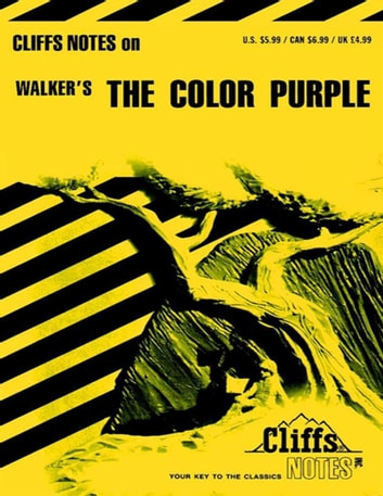 cliffsnotes on walkers the color purple ebook by gloria rose the color purple online book - The Color Purple Book Online