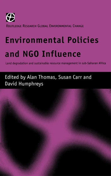 the influence of an ngo on