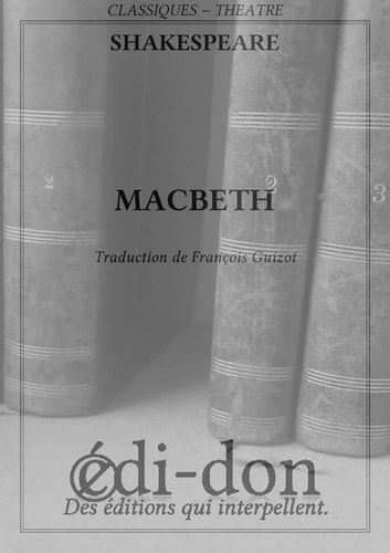 Macbeth ebook by Shakespeare