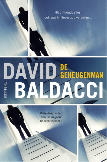 De geheugenman ebook by David Baldacci