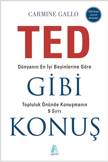 Ted Gibi Konuş ebook by Carmine Gallo