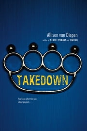 Takedown ebook by Allison van Diepen