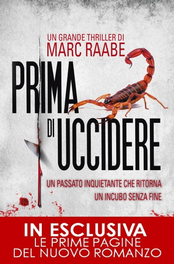 Prima di uccidere eBook by Marc Raabe