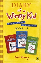 Diary of a Wimpy Kid Collection: Books 1 - 3 ebook by Jeff Kinney