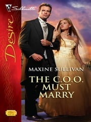 The C.O.O. Must Marry ebook by Maxine Sullivan