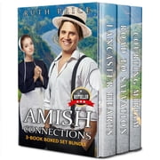 Amish Connections Boxed Set Bundle - Amish Connections, #4 ebook by Ruth Price