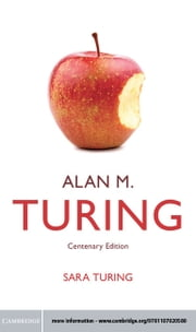 Alan M. Turing ebook by Turing, Sara