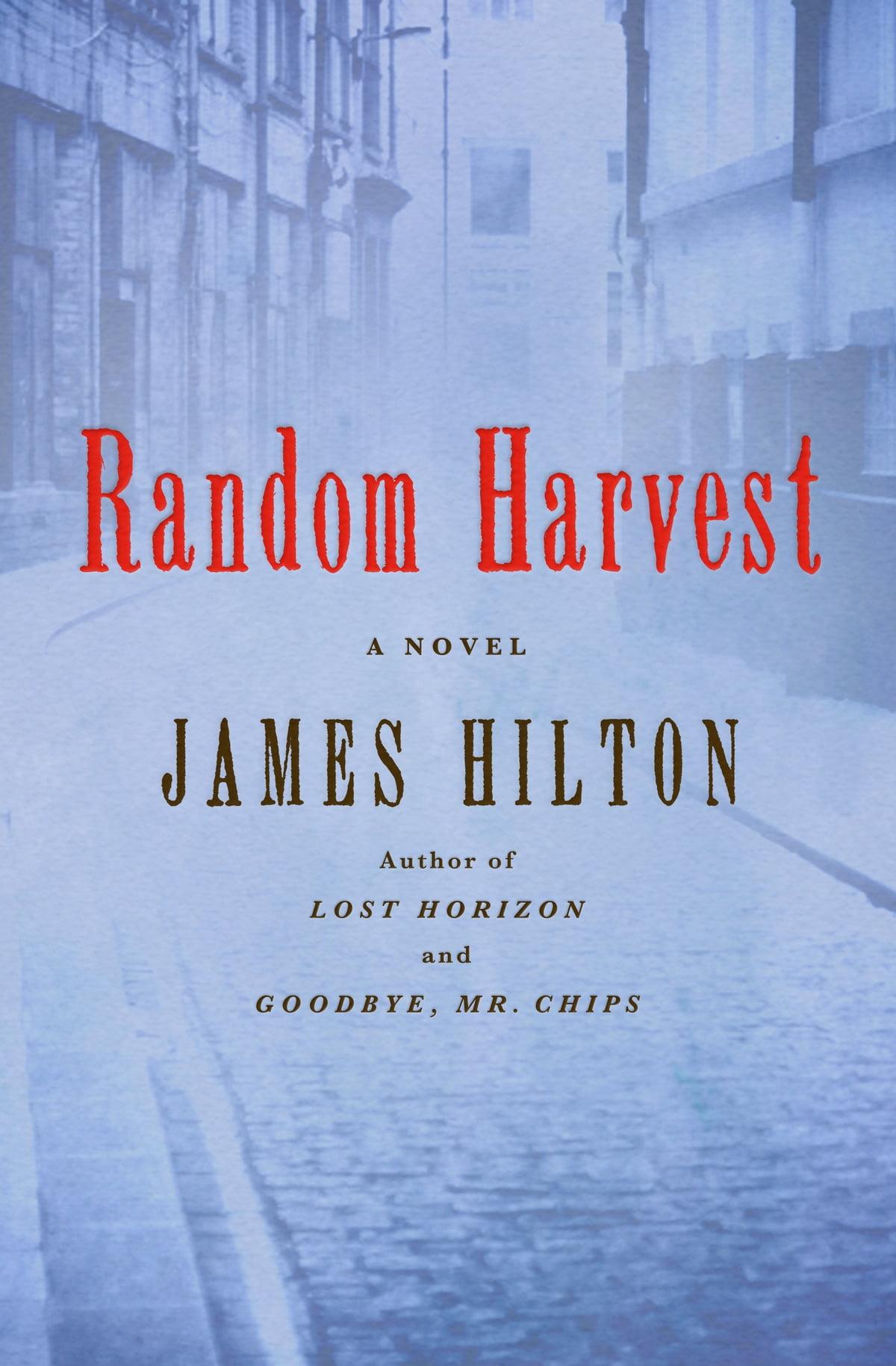 Random harvest ebook by james hilton 9781453240472 rakuten kobo fandeluxe Epub