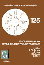 Porous Materials in Environmentally Friendly Processes: Proceedings of the 1st International FEZA Conference, Eger, Hungary, 1-4 September, 1999 ebook by Kiricsi, I.