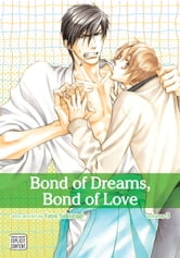 Bond of Dreams, Bond of Love, Vol. 3 (Yaoi Manga) ebook by Yaya Sakuragi