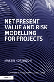 Net Present Value and Risk Modelling for Projects ebook by Martin Hopkinson