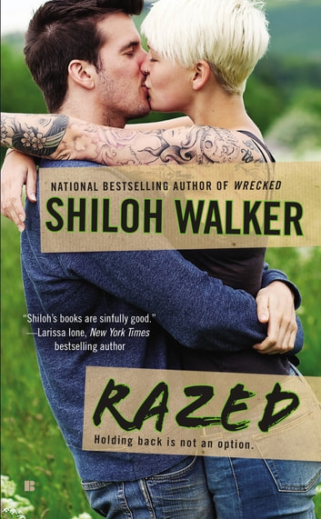 Razed ebook by Shiloh Walker