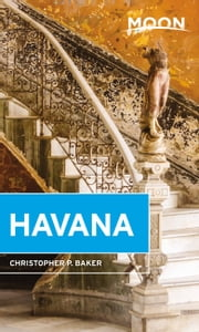 Moon Havana ebook by Christopher P. Baker