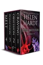 The Steel Brothers Saga (Books 1-4) ebook by Helen Hardt