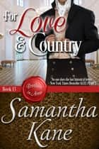 For Love and Country ebook by Samantha Kane