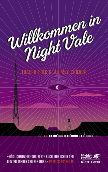 Willkommen in Night Vale ebook by Joseph Fink,Jeffrey Cranor