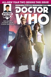 Doctor Who: The Tenth Doctor #2.1 ebook by Nick Abadzis,Eleonora Carlini,Claudia SG Iannicello