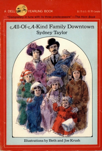 All-of-a-Kind Family Downtown ebook by Sydney Taylor