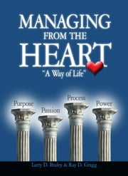 Managing from the Heart: A Way of Life ebook by Manager Development Services