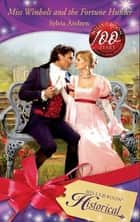 Miss Winbolt and the Fortune Hunter (Mills & Boon Historical) ebook by Sylvia Andrew