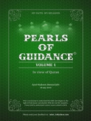 PEARLS OF GUIDANCE - In view of Quran Volume_1 ebook by Syed Nadeem Ahmed Jafri
