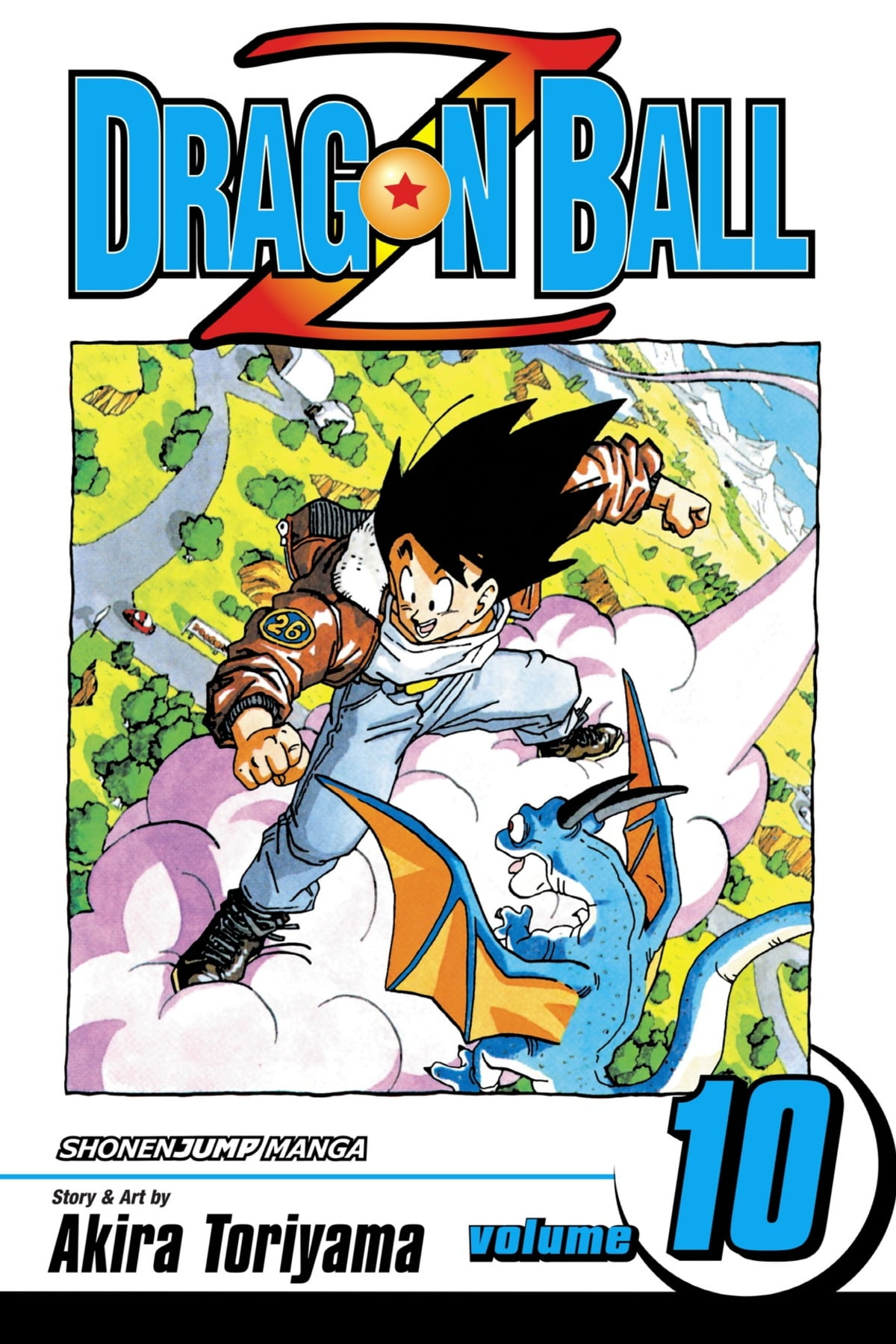 Dragon ball vol 1 ebook by akira toriyama 9781421545752 dragon ball z vol 10 goku vs freeza ebook by akira toriyama fandeluxe Ebook collections